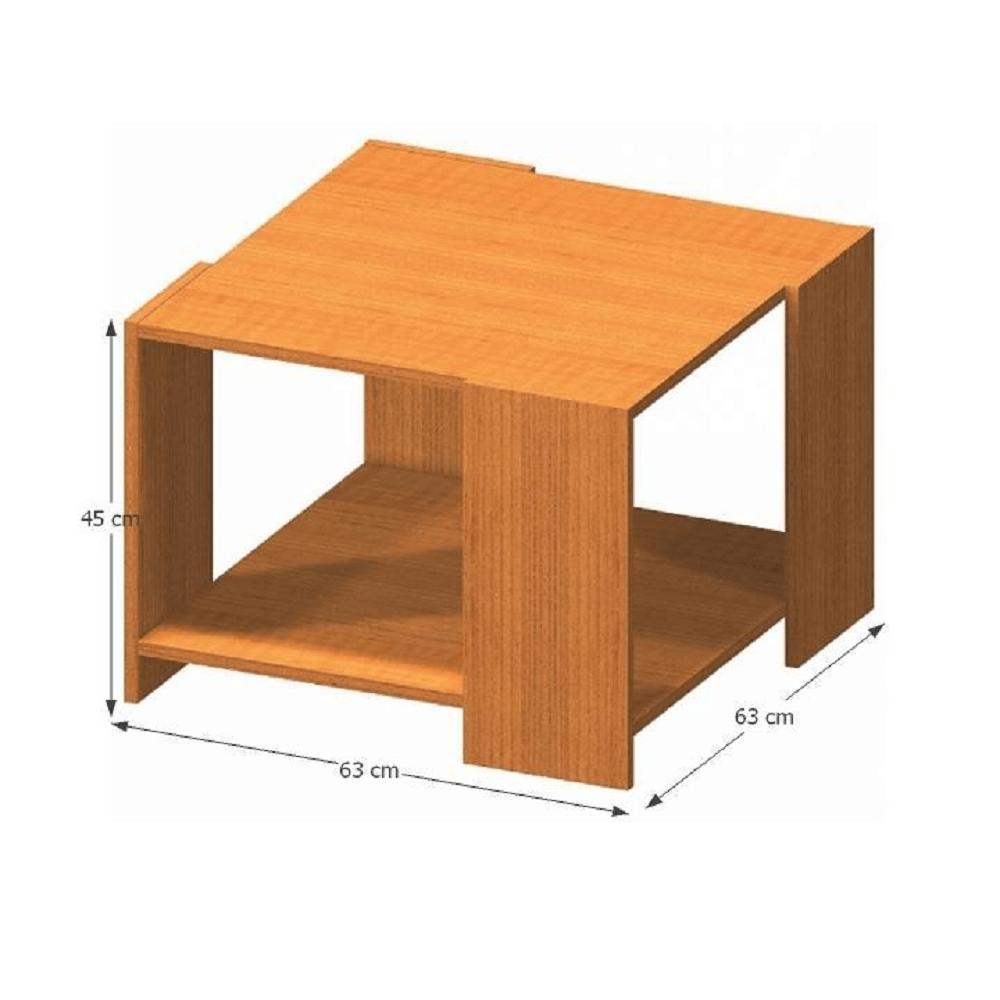 Konferenčný stolík, čerešňa, TEMPO ASISTENT NEW 026 - Tempo nábytek