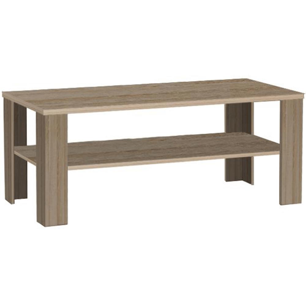 Konferenčný stolík, truflový dub sonoma, INTERSYS 22 - Tempo nábytek